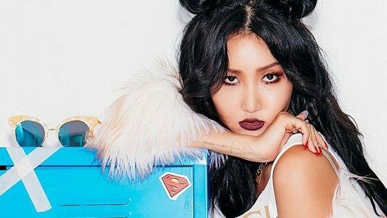 Foto Idol Korea Cantik Hwasa Mamamoo 03 3f090