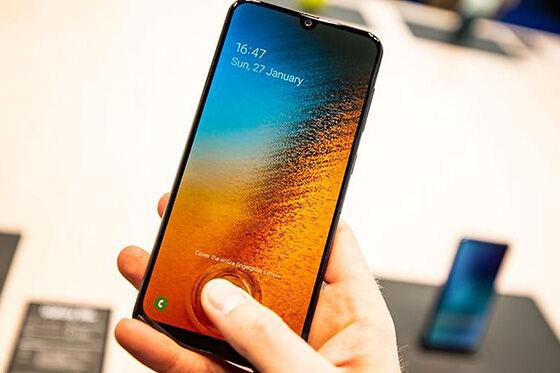 Kelebihan Samsung A50 Fingerprint 34871