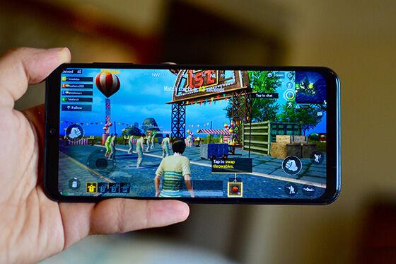 Kelebihan Samsung A50 Layar 0a673