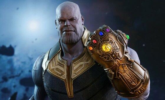 Thanos Serial Avengers 98149