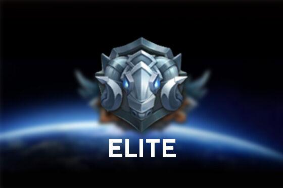 Urutan Rank Mobile Legends Elite 91808