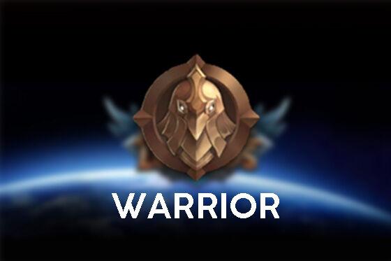 Urutan Rank Mobile Legends Warrior 2117d