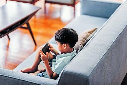 China Batasi Waktu Bermain Game Untuk Anak Anak B072b