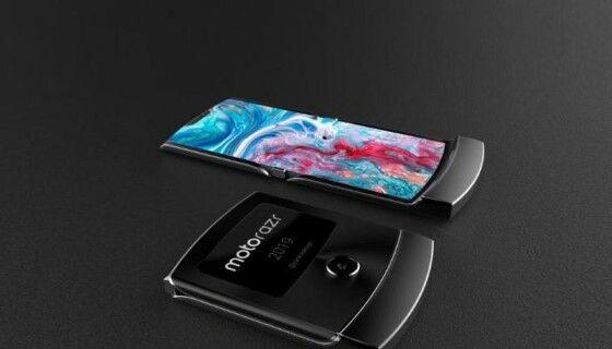 Motorola Razr Da348