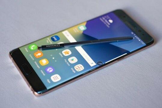 Samsung Galaxy Note 7 F6eac