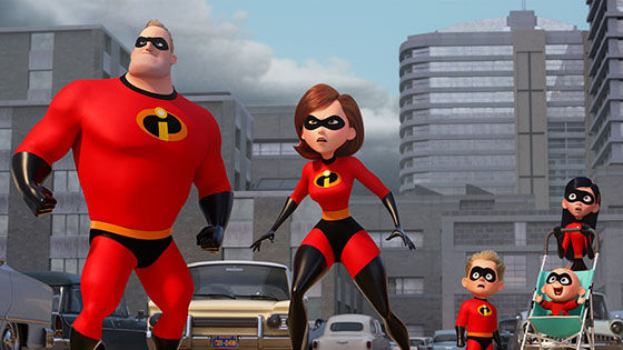 The Incredibles F4dee