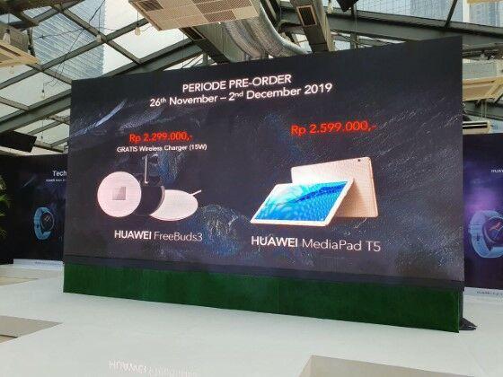 Harga Huawei Freebuds 3 Indonesia 78e14