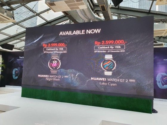 Harga Huawei Watch Gt 2 Indonesia 0d4e1