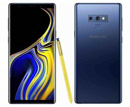Samsung Galaxy Note 9 C53e4