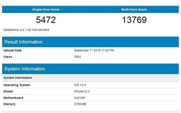Apple A13 Bionic Vs Snapdragon 855 3 3a9d5