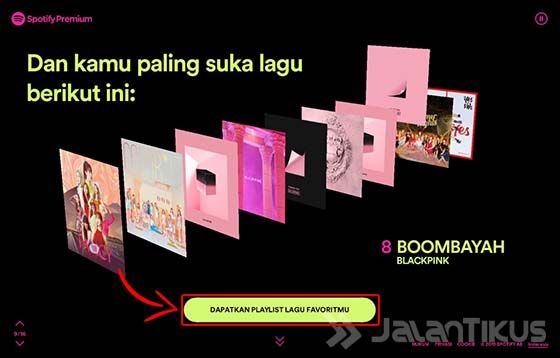 Cara Buat Spotify Wrapped 2019 Pc 05 E0add