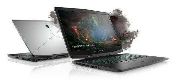 New Alienware M17 D251a