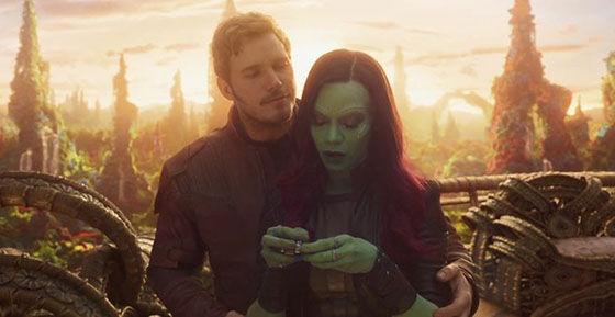 Star Lord Gamora 713c9