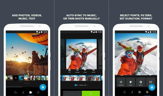 Aplikasi Edit Video Android Quik 251dd
