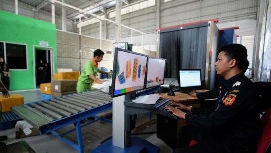Barang Impor Melalui Proses Karantina Custom Af139
