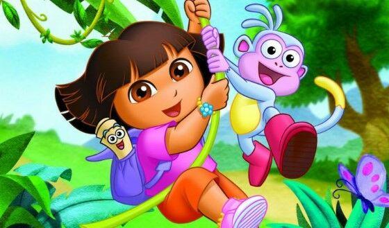 Dora The Explorer 7d2fb