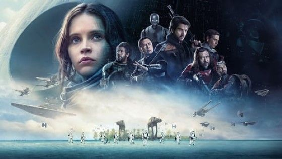 Rogue One A Star Wars Story 2016 7450d