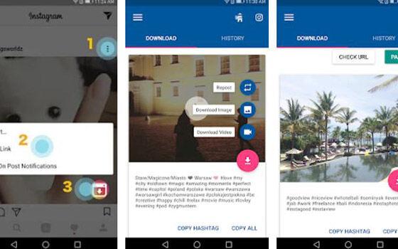 Aplikasi Download Video Instagram Android Video Downloader For Instagram Repost 02f46