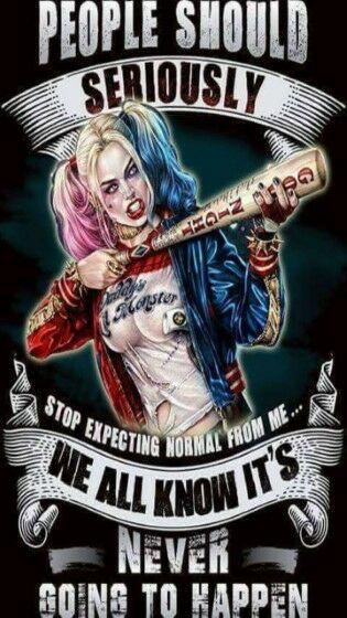 Download Gambar Harley Quinn Keren Custom Dfce4