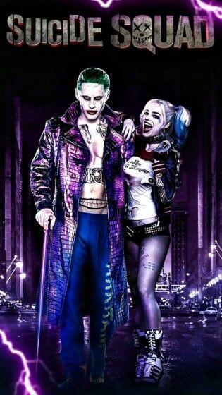 Download Gambar Joker Dan Harley Quinn Custom 681c9