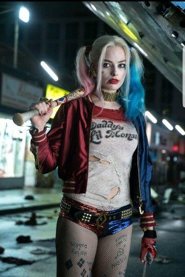 Gambar Harley Quinn Keren Custom 3607d