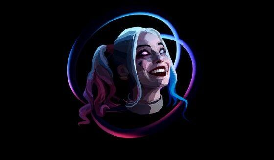Gambar Harley Quinn Keren Wallpaper Custom 90dfb