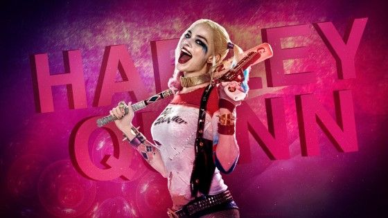 Gambar Harley Quinn Wallpaper Custom 5113a