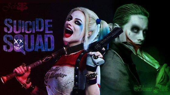 Harley Quinn Dan Joker Wallpaper Custom 89f0e