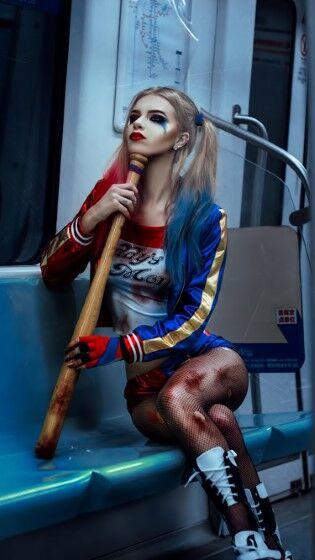Harley Quinn Wallpaper Hp Custom 28378