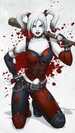 Harley Quinn Wallpaper Hp Custom A792b