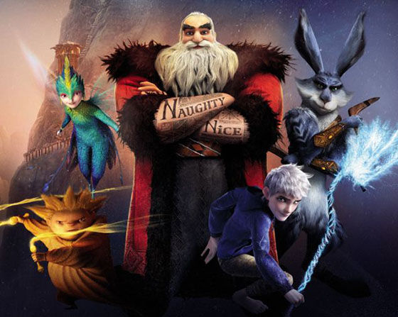 Rise Of The Guardians 831e3