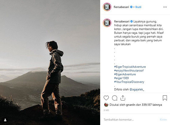 Caption Instagram Kekinian Tentang Alam 230d0