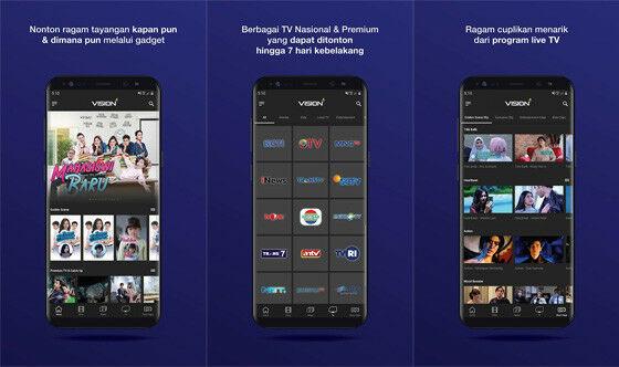 Aplikasi Tv Online Vision 94c0e
