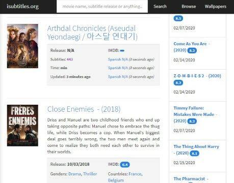 Situs Download Subtitle Indonesia Gratis Efb99