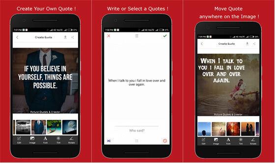 Aplikasi Quotes Picture And Caption 054b5