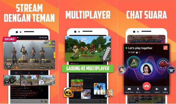 Aplikasi Live Streaming Game Omlet Arcade B2af4