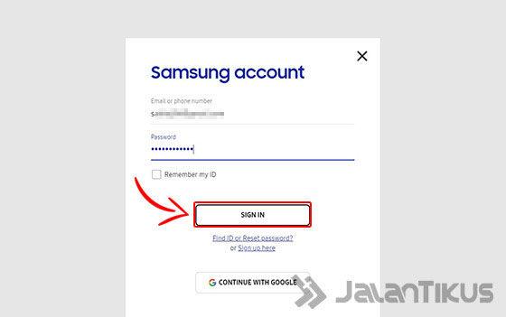 Cara Melacak HP Hilang Android Samsung D0d4b