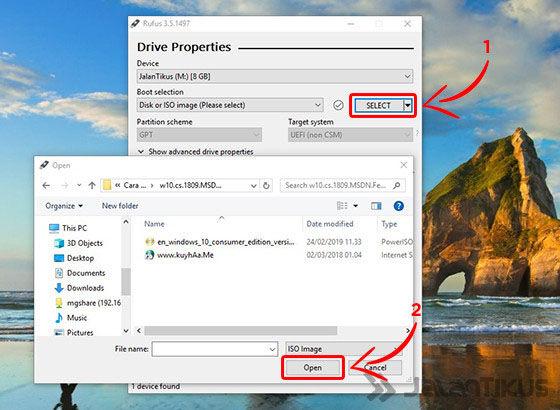 Cara Install Ulang Windows 10 Dengan CD Ddb00