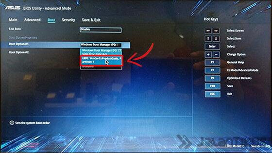Cara Install Windows 10 Dengan Flashdisk Di Laptop Hp D5d93