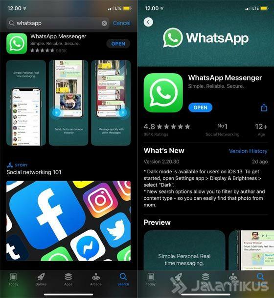 Whatsapp Dark Mode Iphone 02 Bc2b4