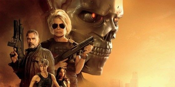 Terminator Dark Fate 2019 E6722