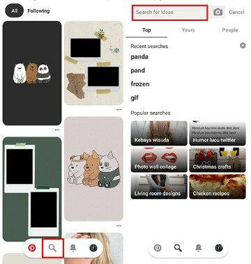 Cara Download Gambar Di Pinterest Iphone 71c22