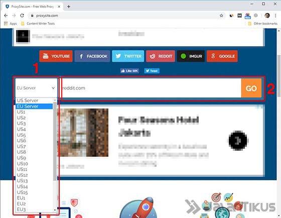 Cara Buka Situs Yang Diblokir Di Google Chrome Di Hp Tanpa Aplikasi 210b8