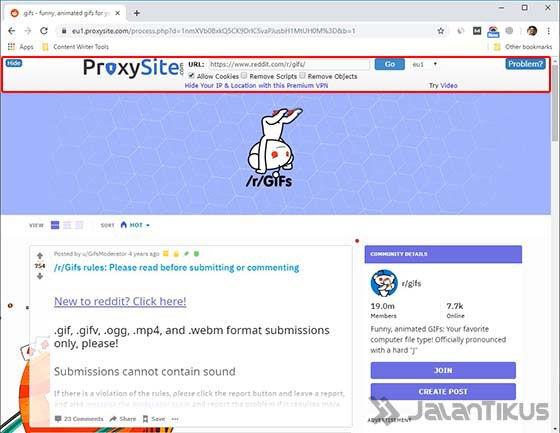 Cara Membuka Situs Yang Diblokir Di Pc Windows 10 0de1c