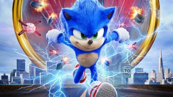 Sonic The Hedgehog C0761