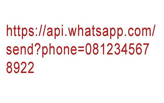 05 Cara Buat Bit Ly Whatsapp 3fadb