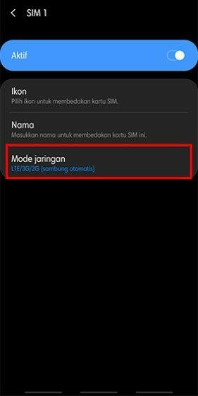 Cara Upgrade Sinyal 3g Ke 4g Tanpa Pc 5f836