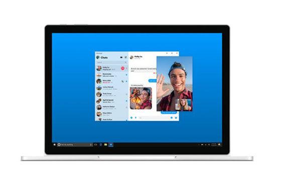 Aplikasi Video Call Di Pc Messenger B556f