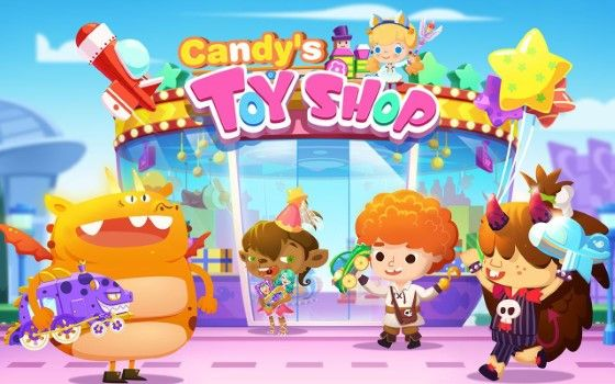 Candy S Toy Shop 4bbee