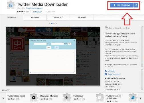 Cara Download Video Twitter 5f64d